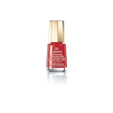 Mavala Mini Color 53 London 5ml Oje Kırmızı